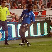 NLD/Amsterdam/20060823 - Ajax - FC Kopenhagen, Razak Pimpong