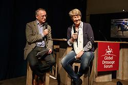 Kiyrklund Kyra, (FIN), Davison Richard, (GBR)<br /> Greatest Dressage Horses Ever, Matador<br /> Global Dressage Forum<br /> Academy Bartels - Hooge Mierden 2015<br /> © Hippo Foto - Dirk Caremans<br /> 27/10/15
