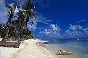Tiara Beach, Cayman Brac, Cayman Islands ( Caribbean Sea )