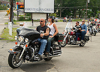 Brenda's Ride from Faro Italian Grille in Weirs Beach.  Karen Bobotas for the Laconia Daily Sun