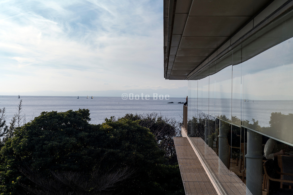 sea view Japan in Kamakura near Hayama