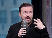 """AOL Build Speaker Series - Ricky Gervais And Eric Bana, """"Special Correspondents"""""""