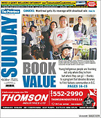 March 21, 2021 (CANADA): Front-page: Today's Newspapers In Canada