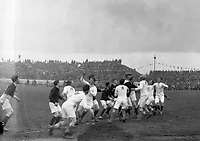 H883<br /> Aonach Tailteann Athletics - Croke Park. America v Ireland. 16/8/28 (Part of the Independent Newspapers Ireland/NLI Collection)
