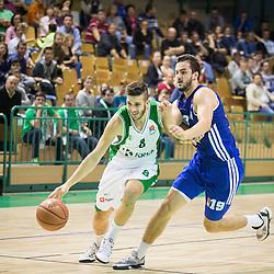 20151003: SLO, Basketball - ABA League 2015/16, KK Krka vs KK Zadar