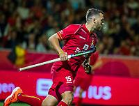 ANTWERP - BELFIUS EUROHOCKEY Championship  . Belgium v Spain (men) (5-0).Manu Stockbroekx (Belgie)   WSP/ KOEN SUYK