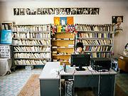The head of school in Bulgan town.<br /> <br /> Travels in the Gobi desert region.