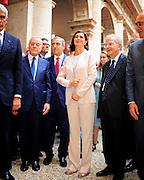Laura Boldrini all'Ambasciata Francese, Roma 14 luglio 2016. Christian Mantuano / OneShot<br /> <br /> Italian Chamber of Deputies' President, Laura Boldrini, at French Embassy, on July 14, 2016, in Rome. Christian Mantuano / OneShot
