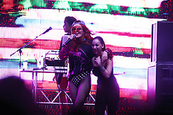 August 20, 2018 - New York City, New York, USA - 8/19/18.Bella Thorne and Danielle Bregoli at the Billboard Hot 100 Festival 2018 at Jones Beach Theater in Wantagh, New York. (Credit Image: © Starmax/Newscom via ZUMA Press)