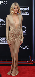 May 20, 2018 - Las Vegas, Nevada, United States of America - HAILEY BALDWIN attends the 2018 Billboard Magazine  Music Awards at MGM Grand Arena in Las Vegas, Nevada. (Credit Image: © Marcel Thomas/ZUMA Wire)