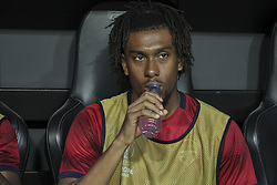 May 9, 2019 - Valencia, Valencia, Spain - Alex Iwobi of Arsenal in action during UEFA Europa League football match, between Valencia and Arsenal, May 09th, in Mestalla stadium in Valencia, Spain. (Credit Image: © AFP7 via ZUMA Wire)