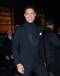 November 8, 2019, New York, New York, United States: Trevor Noah arriving at the WSJ Mag 2019 Innovator Awards at The Museum of Modern Art on November 06, 2019 in New York City  (Credit Image: © Jo Robins/Ace Pictures via ZUMA Press)