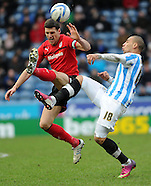 Huddersfield Town v Cardiff City 090213