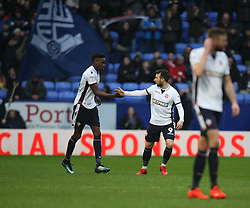 - Mandatory by-line: Jack Phillips/JMP - 10/02/2018 - FOOTBALL - Macron Stadium - Bolton, England - Bolton Wanderers v Fulham - English Football League Championship