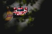 August 5 2018: IMSA Weathertech Continental Tire Road Race Showcase. 31 Whelen Engineering Racing, Cadillac DPi, Eric Curran, Felipe Nasr