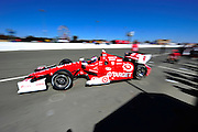 24-26 August, 2012, Sonoma, California USA.Scott Dixon (9) .(c)2012, Jamey Price.LAT Photo USA
