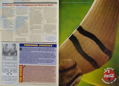 All Ireland Senior Hurling Championship - Final, .14.09.1997, 09.14.1997, 14th September 1997, .14091997AISHCF,.Senior Clare v Tipperary .Tipperary 2-16, Wexford 0-15,.Minor Clare v Galway, .Coca Cola, GOAL,