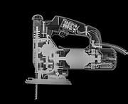 A Jigsaw under x-ray