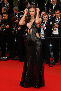 Irina Shayk attend the 'All Is Lost' Premiere during the 66th Annual Cannes Film Festival at Palais des Festivals on May 22, 2013 in Cannes, France