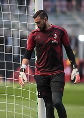 AC Milan v Udinese Calcio - 17 September 2017