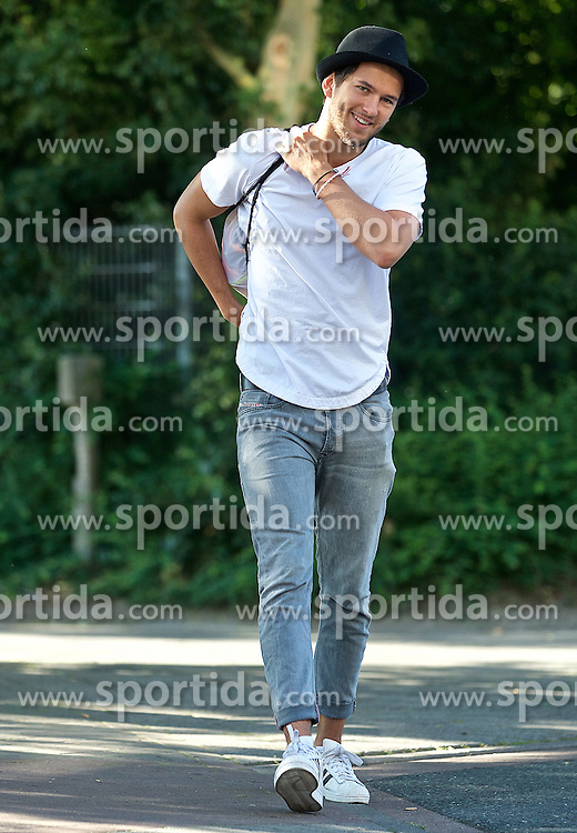 01.07.2015, Weserstadion, Bremen, GER, 1. FBL, SV Werder Bremen, Trainingsauftakt, im Bild Julian von Haacke (SV Werder Bremen #26) Julian von Haacke (SV Werder Bremen #26) // during a Trainingssession of German Bundesliga Club SV Werder Bremen at the Weserstadion in Bremen, Germany on 2015/07/01. EXPA Pictures © 2015, PhotoCredit: EXPA/ Andreas Gumz<br /> <br /> *****ATTENTION - OUT of GER*****