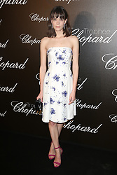 Stacy Martin attending Chopard Trophy during the 70th Annual Cannes Film Festival in Cannes, southern France on May 22, 2017. Photo by Balkis press
