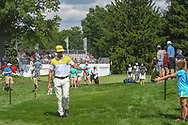 Rafael Cabrera Bello (ESP) heads to 16 during 2nd round of the World Golf Championships - Bridgestone Invitational, at the Firestone Country Club, Akron, Ohio. 8/3/2018.<br /> Picture: Golffile | Ken Murray<br /> <br /> <br /> All photo usage must carry mandatory copyright credit (© Golffile | Ken Murray)