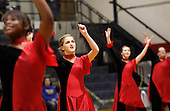 LCGPC-Caldwell Parish Winterguard-Lafayette Show