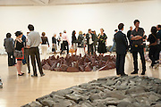 Richard Long: Heaven and Earth. Tate Britain, Millbank. London. 1 June 2009