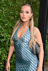 12 August 2021 - A dinner to celebrate the launch of Ghost Fragrances' alluring new scent , 'Orb of Night' held at The Mandrake Hotel, 20-21 Newman Street, London. <br /> Picture shows - Lottie Tomlinson<br /> <br /> Photo by Dominic O'Neill/Desmond O'Neill Features Ltd.  +44(0)1306 731608  www.donfeatures.com