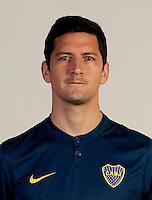 Argentina League - Primera Division 2015 / <br /> Club Atletico Boca Juniors - Argentina - <br /> Guillermo Burdisso