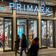 NLD/Amsterdam/20170119 - Primark winkel op het Rokin in Amsterdam