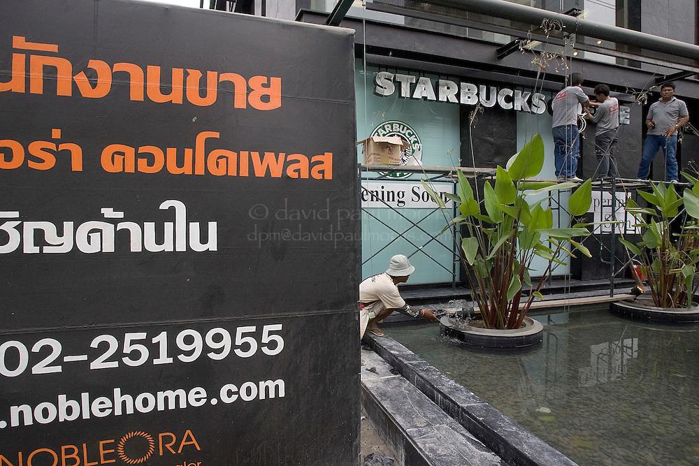 BANGKOK, THAILAND-MARCH 4, 2005:  General scenes in Bangkok, Thailand on March 4, 2005. Photo by David Paul Morris