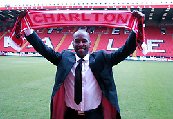 © under license to London News Pictures. 14/01/2011. Charlton Athletic today appointed Chris Powell as the club's new manager..Powell, who had been working as first-team coach at Leicester City under former England boss Sven-Goran Eriksson, has signed a three-and-a-half year contract and will officially take charge of the club on Monday. Picture credit should read London News Pictures