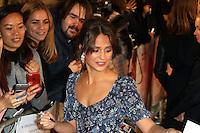Alicia Vikander, The Light Between Oceans - UK film premiere, Curzon Mayfair, London UK, 19 October 2016, Photo by Richard Goldschmidt