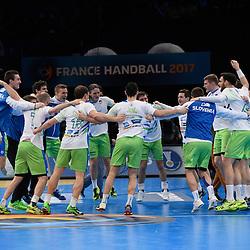 20170121: FRA, Handball - IHF Men's World Championship, Russia vs Slovenia