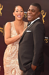 Tracy Morgan, Megan Morgan bei der Ankunft zur Verleihung der Creative Arts Emmy Awards in Los Angeles / 110916 <br /> <br /> *** Arrivals at the Creative Arts Emmy Awards in Los Angeles, September 11, 2016 ***