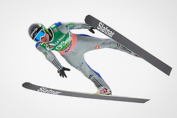 Anze Lanisek (SLO) during Ski Flying Hill Men's Individual Competition at Day 4 of FIS Ski Jumping World Cup Final 2017, on March 26, 2017 in Planica, Slovenia.Photo by Ziga Zupan / Sportida
