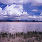 Alvord Desert Playa Filled with Spring Rains and Snow-melt, BLM Lands, Harney County, Oregon