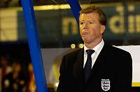 Photo: Richard Lane.<br />Croatia v England. UEFA European Championships 2008 Qualifying. 11/10/2006. <br />England Head Coach, Steve McClaren.