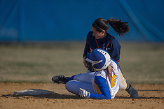 Orange County Community College Softball vs. Gloucester County College - April 3, 2013