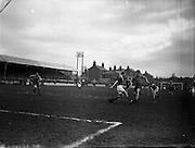 16/02/1958<br /> 02/16/1958<br /> 16 February 1958<br /> Soccer: Drumcondra v Limerick, League of Ireland at Tolka Park, Dublin.