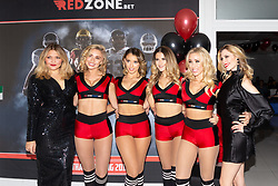 XXXX at the RedZone.Bet thanksgiving party at Millbank Tower in London. London, November 22 2018.