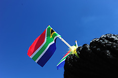 South Africa Democracy 25 Years - 27 April 2019