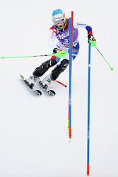 19.01.2014, Maennlichen Jungfrau, Wengen, SUI, FIS Weltcup Ski Alpin, Wengen, Slalom, Herren, im Bild Luca Aerni (SUI) // during mens Slalom of FIS Ski Alpine World Cup at the Maennlichen Jungfrau in Wengen, Switzerland on 2014/01/19. EXPA Pictures © 2014, PhotoCredit: EXPA/ Freshfocus/ Urs Lindt<br /> <br /> *****ATTENTION - for AUT, SLO, CRO, SRB, BIH, MAZ only*****