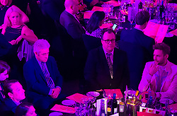 Pink News Awards 2019 <br /> At Church House, London, Great Britain <br /> 16th October 2019 <br /> <br /> John Bercow and Russell T Davies <br /> <br /> <br /> Photograph by Elliott Franks