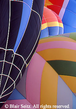 Outdoor recreation, Hot Air Balloon Festival, Lancaster Co., Strasburg, PA