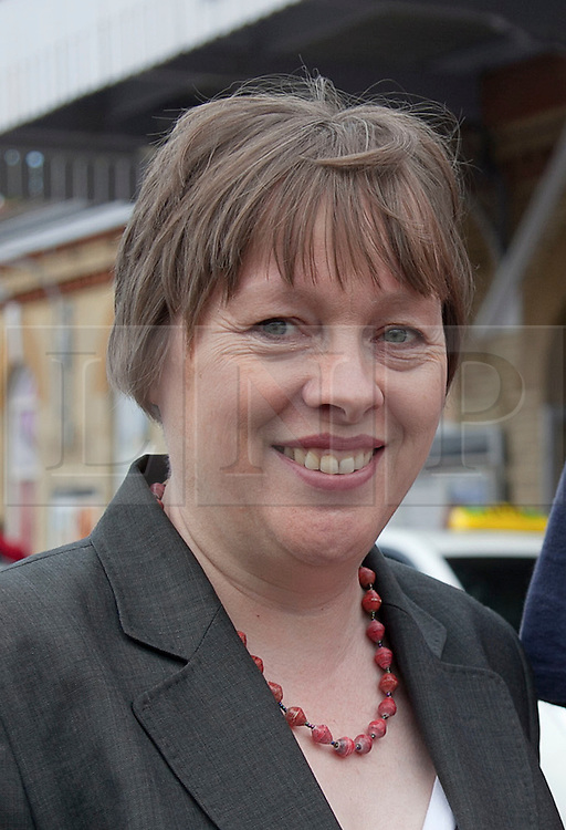 © London News Pictures. FILE PIC - 15/06/2011. Chatham, UK.  Maria Eagle MP meets commuters at Chatham rail station in Kent today (15/06/2011). Reports have suggested that Maria Eagle might be moved from her position as  shadow defence secretary in this weeks expected shadow cabinet reshuffle. Photo credit should read Manu Palomeque/LNP