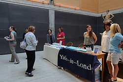 Yale Center for British Art Undergraduate Open House '12