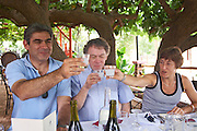 Stellios Boutaris, owner manager. Kir-Yianni Winery, Yianakohori, Naoussa, Macedonia, Greece